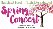 Spring concert - March 30th 2021