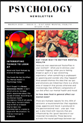 Psychology Newsletter Issue 2 Published Today